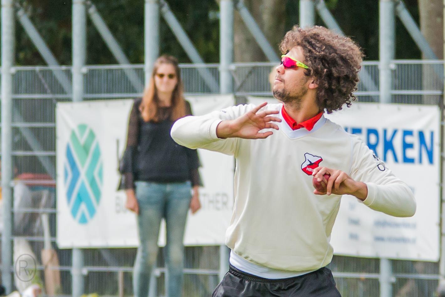 Julian de Mey in actie