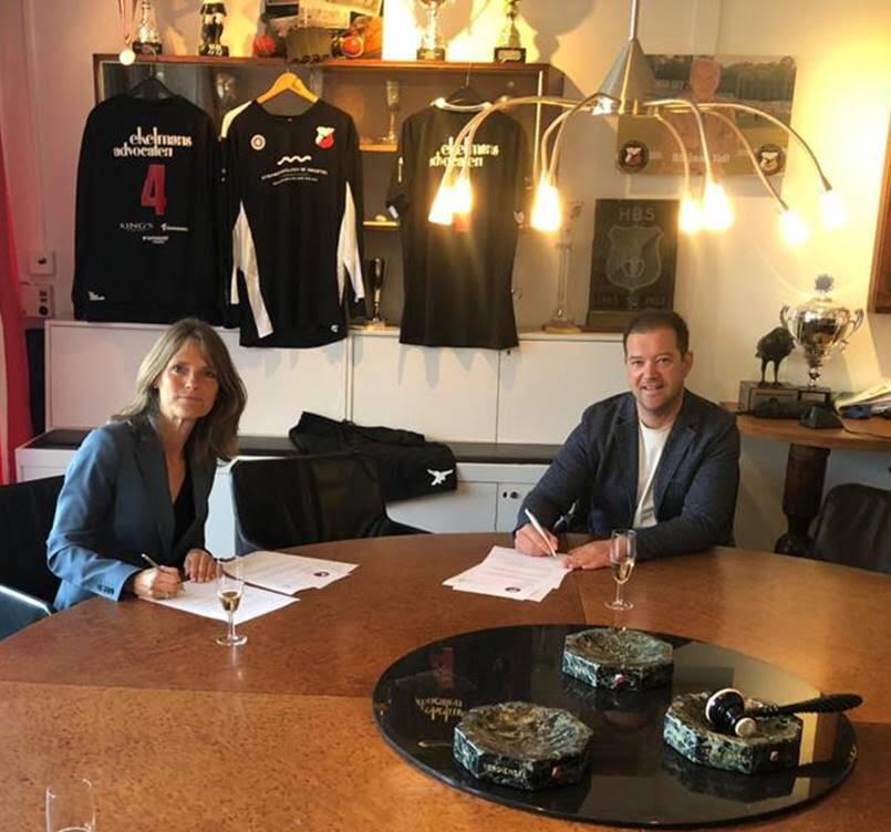 Het contract is getekend!